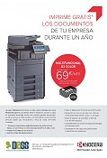 Imprime GRATIS los Documentos de tu empresa durante un año ¡¡¡
