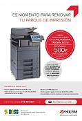Es momento de renovar tus equipos de impresión