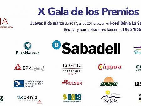 X GALA DE LOS PREMIOS CEDMA