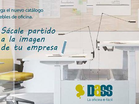 Dass lanza su catálogo de muebles de oficina