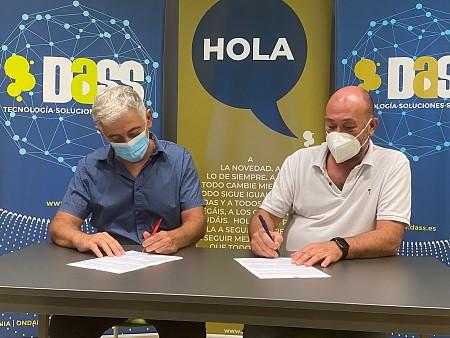 Firmamos un nuevo Acuerdo de Colaboración con TSolucio Informática