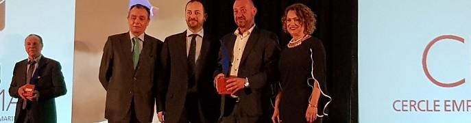 DASS DIVISIONES AGRUPADAS S. L. GALARDONADOS EN LOS PREMIOS CEDMA 2018